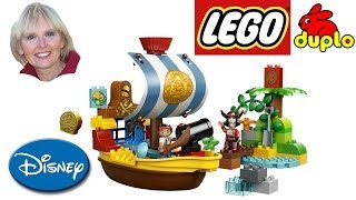 ♥♥ LEGO Duplo Jakes Pirate Ship Bucky