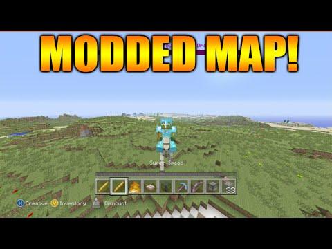 minecraft xbox one mods download