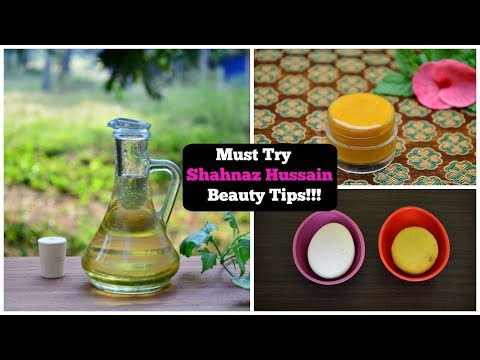 5 Shahnaz Hussain Beauty Tips That Will Make Your Face Glow All Day Long !!!