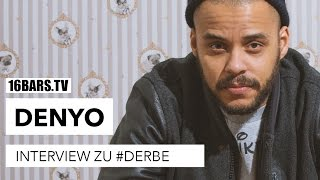 """Denyo über die Beginner, sido und """"#DERBE"""" (16BARS.TV)"""