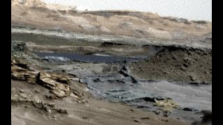 Discovered on Mars:  Dam and Spillway.