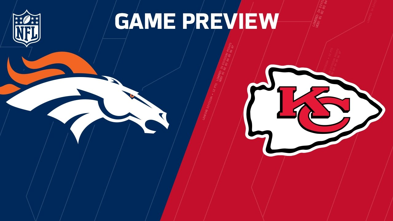 Broncos Vs Chiefs Chris Harris Vs Tyreek Hill Move The Sticks Nfl Week 16 Previews