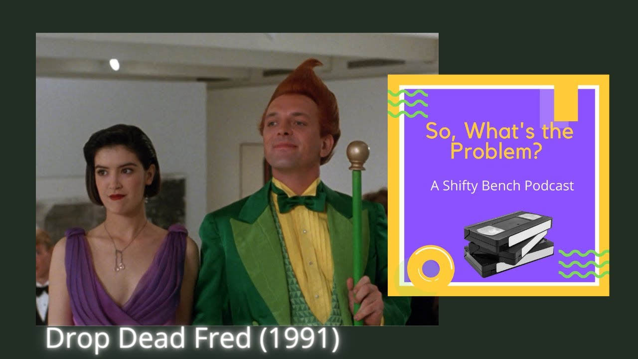 Download The Drop Dead Fred (1991) Problem