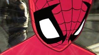 SPIDER-CLAN SUIT in SPIDER-MAN PS4 Walkthrough Gameplay (Marvel