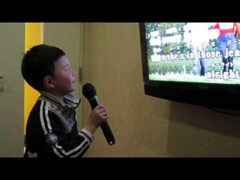Taiyo`s karaoke in Japan