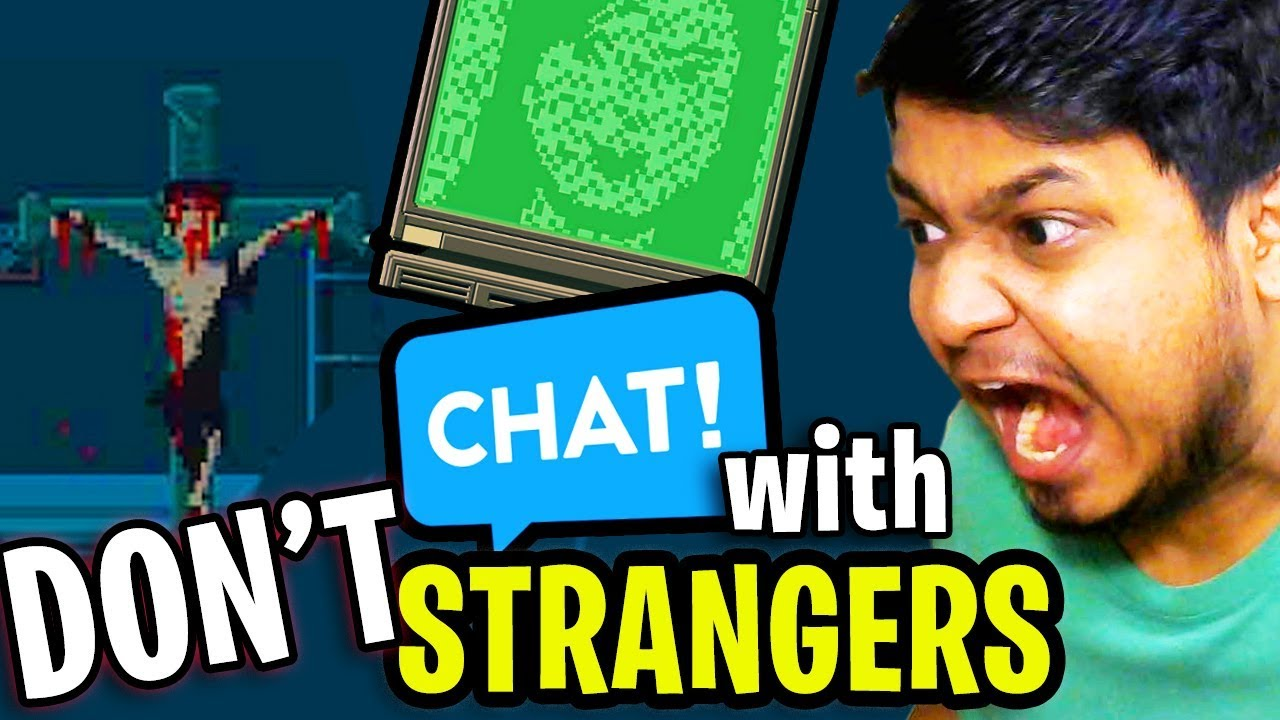 Chat with strangers online dating