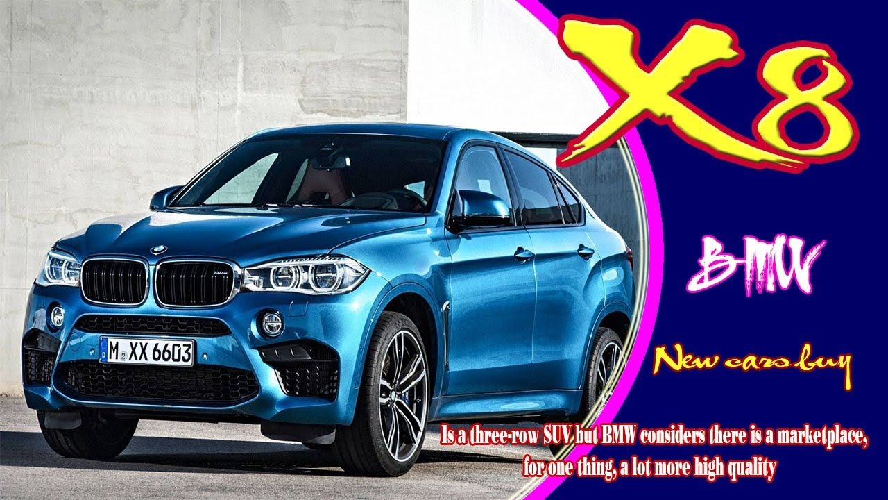 2020 Bmw X8 2020 Bmw X8 Colors 2020 Bmw X8 Coupe New
