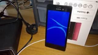 software update Sony Xperia M4 Aqua