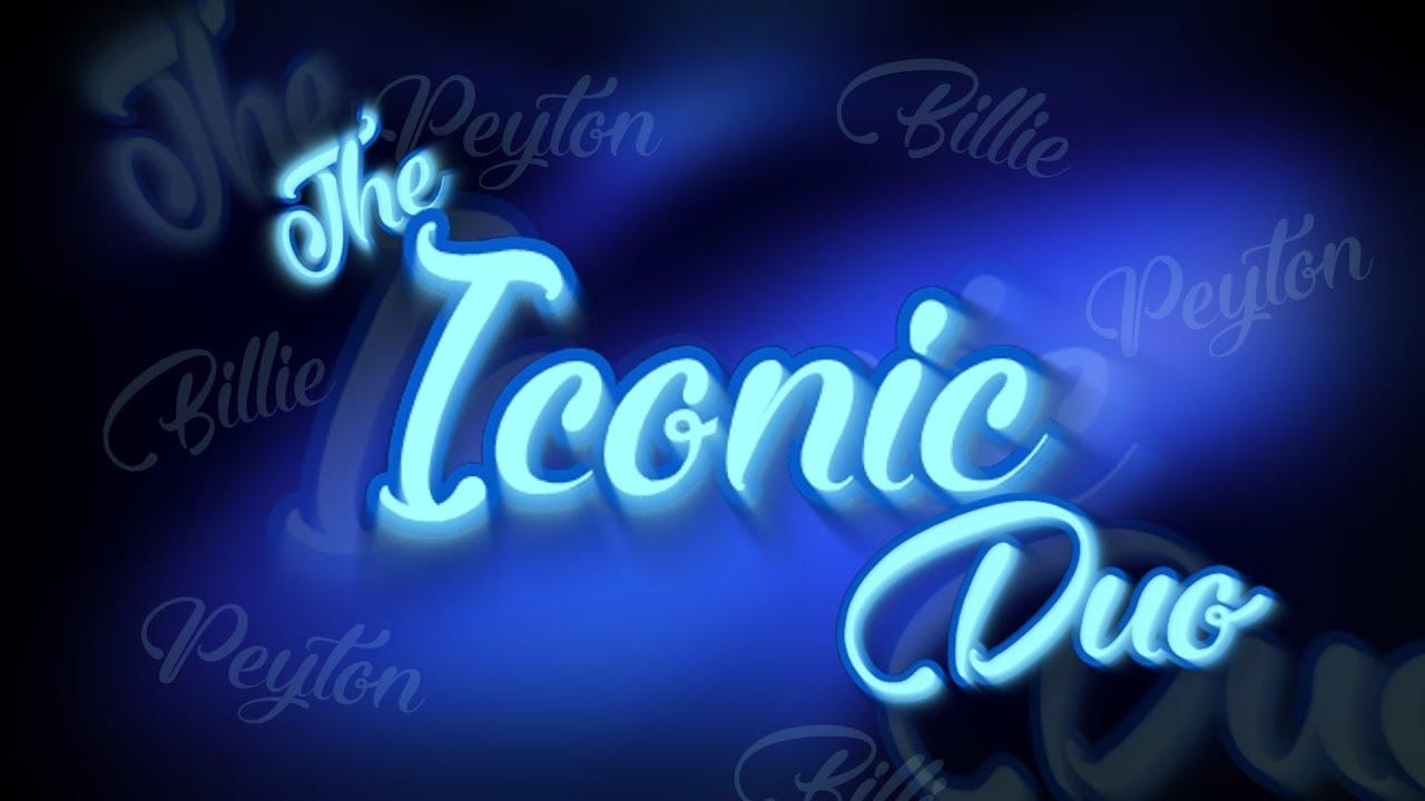 The Iconic Duo (Billie Kay & Peyton Royce) Custom Entrance Video ...