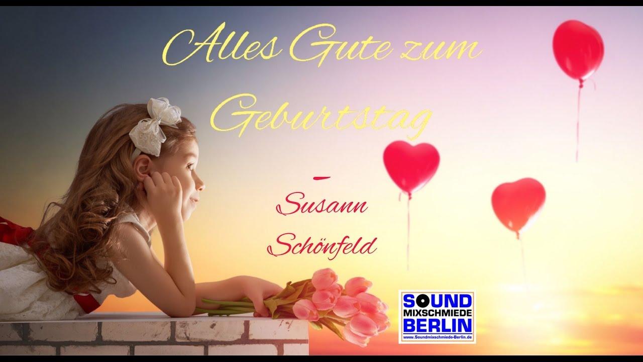 Geburtstagslied Deutsch Oh Happy Birthday Lustig Alles Gute Zum
