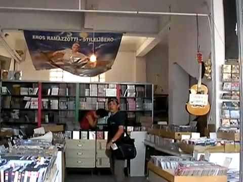 The Lp Collector Goes Athens