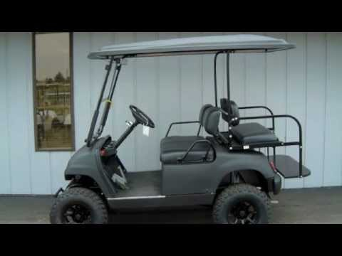 2003 Yamaha G22 Electric Street-Ready Golf Cart with Line-X Body ...