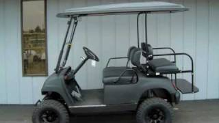 2003 Yamaha G22 Electric Street-Ready Golf Cart with Line-X Body