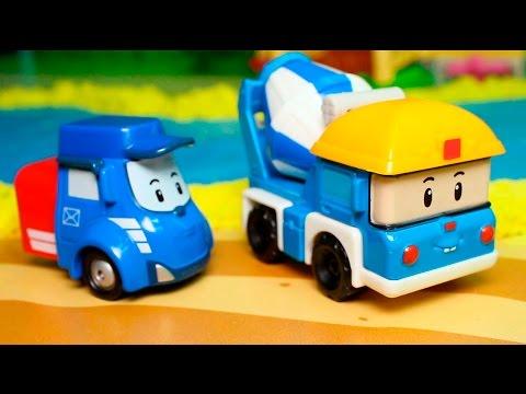 Мультфильм игрушечные спасатели