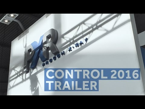 ProCon X-Ray Trailer for Control 2016 | industrial computed tomography