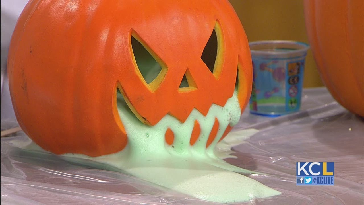 KCL - Mad Science takes us to the lab with Halloween themed ...