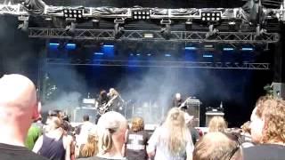 Path of Destiny - Parasite God live @ Gößnitz Open Air 2012