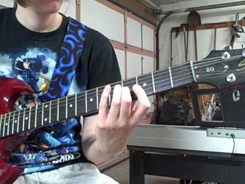 3 Doors Down - Kryptonite - Guitar Cover