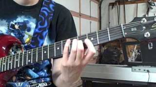 3 Doors Down - Kryptonite - Guitar Cover