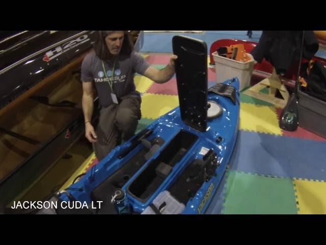 Jackson CUDA LT//Fishing Kayak