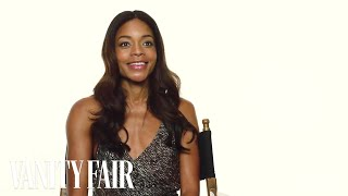 Naomie Harris Behind the Scenes of our Hollywood Issue Cover Shoot