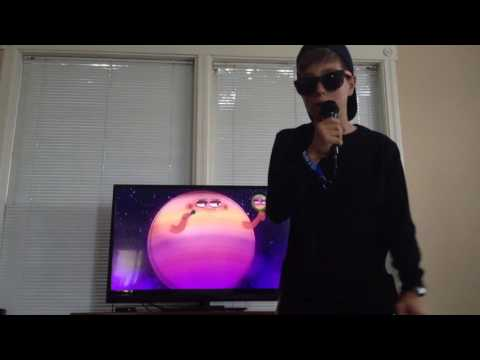 """JamesTXY raps""""We Are The Planets"""