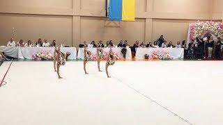 Групповое выступление 2010/2011 Golden Cup Киев 2017