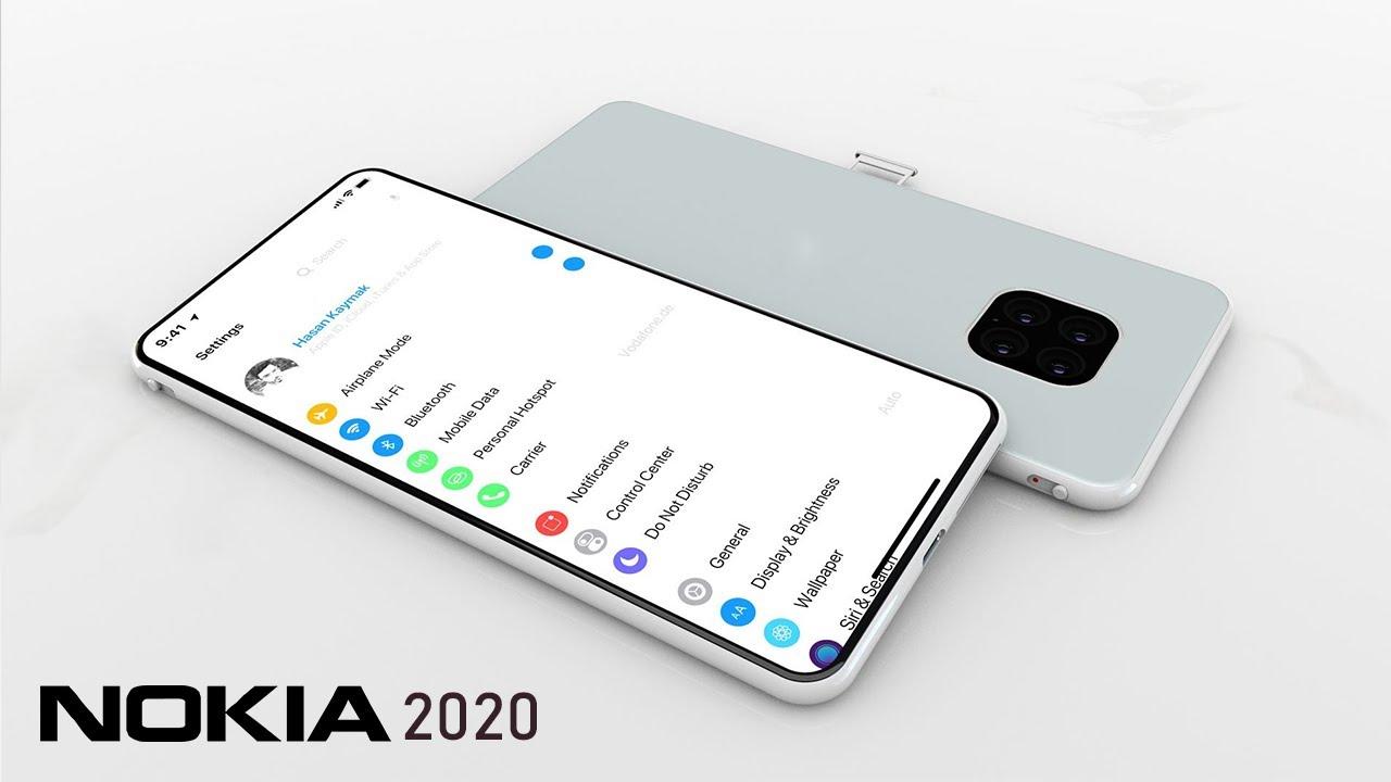 Portable Nokia 2020