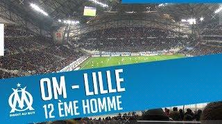 OM – Lille | Le match vu des virages