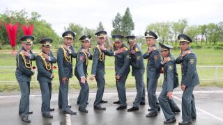 Выпуск военного института Национальной Гвардии РК 2015 г 511 группа