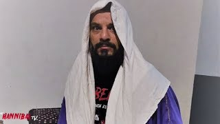 Almighty Sheik signs with Major League Wrestling