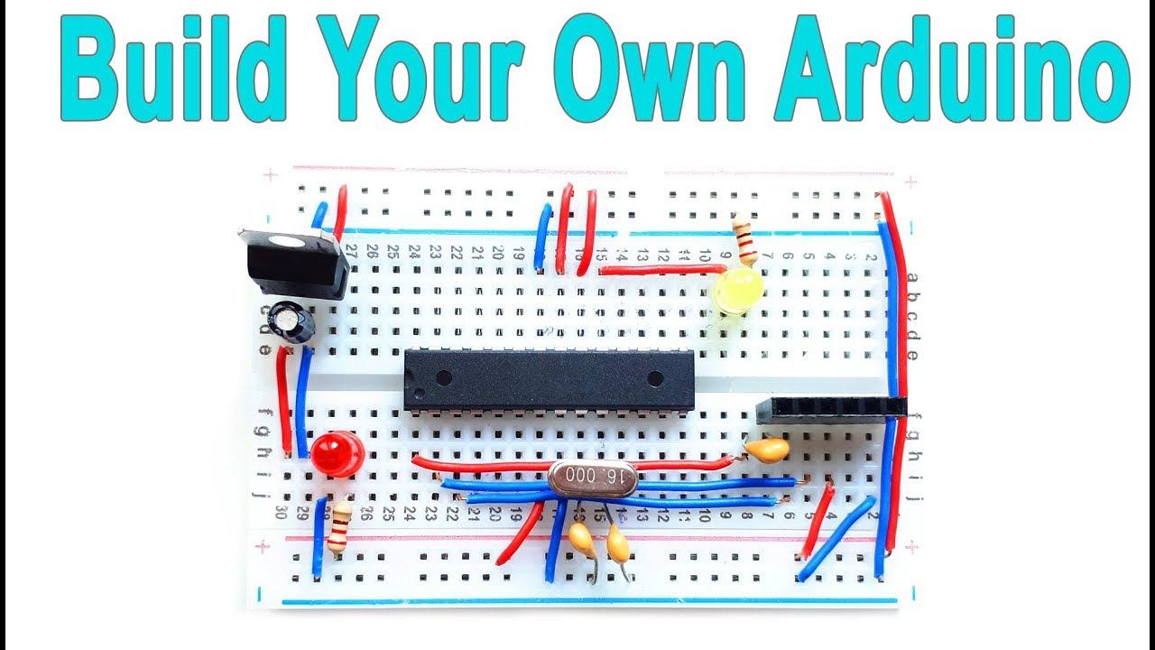 make your own arduino board atmega168 328 ic mert arduino andmake your own arduino board atmega168 328 ic mert arduino and tech