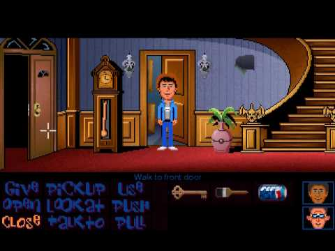 Let's Play - Maniac Mansion Deluxe - Part 1 |