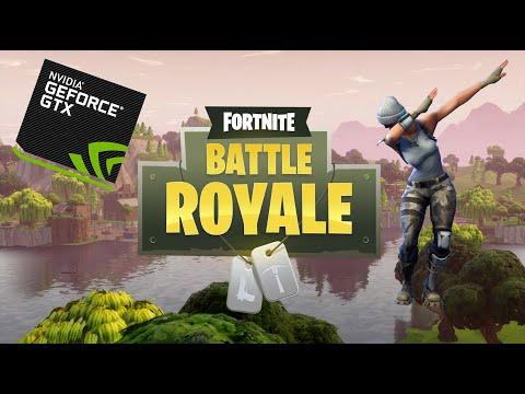 Nvidia GeForce Expirience HIGHLIGHTS button glitch in FORTNITE FIXED!
