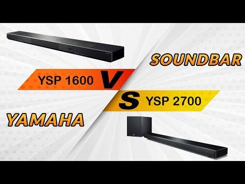 [AudioHanoiTV] Số 49: Review Loa SoundBar Yamaha YSP 1600 và Yamaha YSP 2700