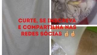 SABÃO ALVEJANTE E TIRA MANCHAS