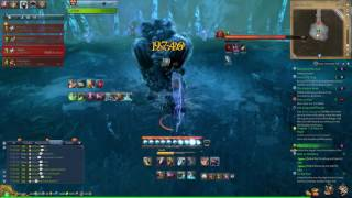 Blade & Soul Assassin Yeti 4man solo