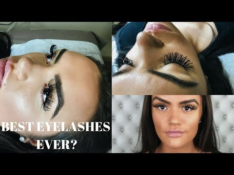 IS IT WORTH IT?  EYELASH EXTENSIONS - EVERYTHING YOU NEED TO KNOW