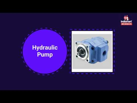 Hydraulic Pump And Cartridge by D. M. Hydraulic Engineers, Delhi