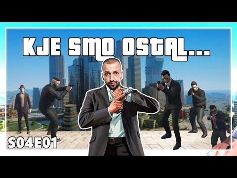 NEJ SE ZABAVA ZAČNE - GTA SERIJA S04E01