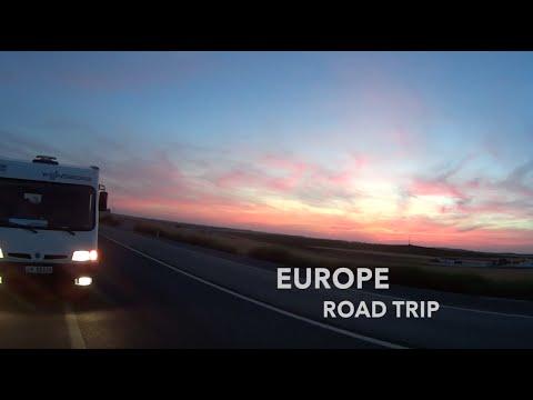 Europe Road Trip - Spain (Episode 1)