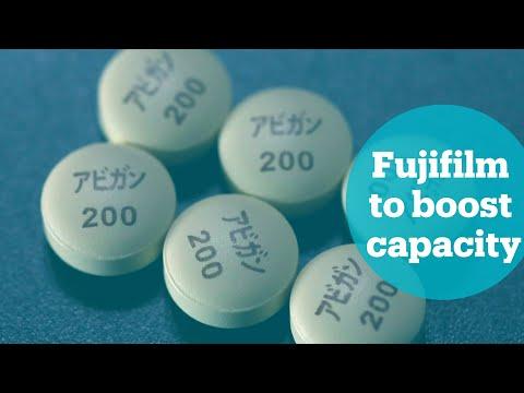 Japan's Fujifilm ups production of anti-flu drug for Covid-19 treatment