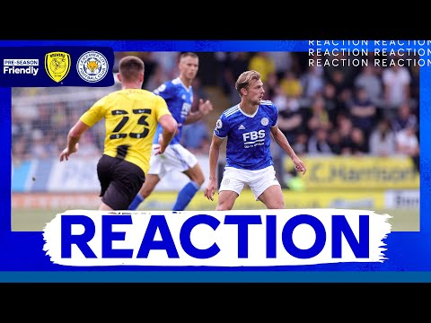 'Focus On Game Time' - Kiernan Dewsbury-Hall   Burton Albion 0 Leicester City 0