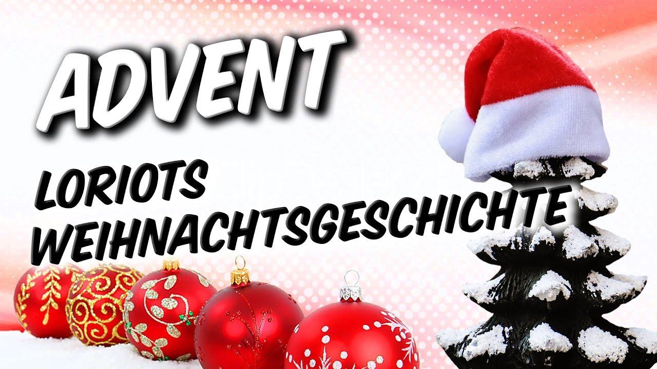 Weihnachtsgedicht Loriot