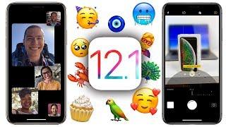 Обзор iOS 12.1 релиз — 75+ НОВОВВЕДЕНИЙ!
