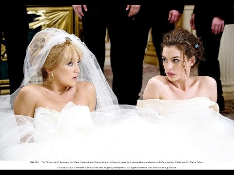 Bride Wars 2009 Full Movie -  Comedy, Romance - Kate Hudson, Anne Hathaway, Candice Bergen poster