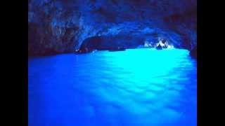 【ヒーリング】洞窟を流れる川【睡眠・瞑想・集中力の維持・α波】(Healing of a natural sound.The river which flows through a cave.) thumbnail