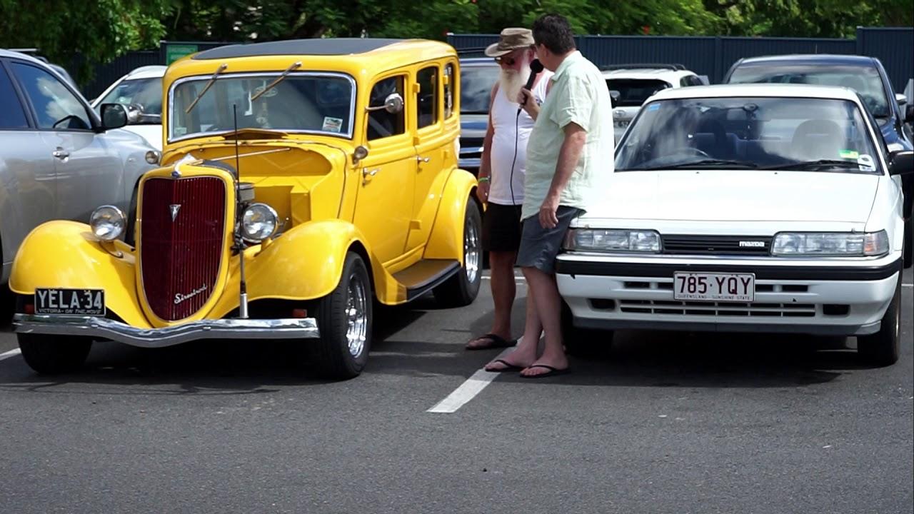 V8 & ford clyde bonnie 1934 Bonnie and