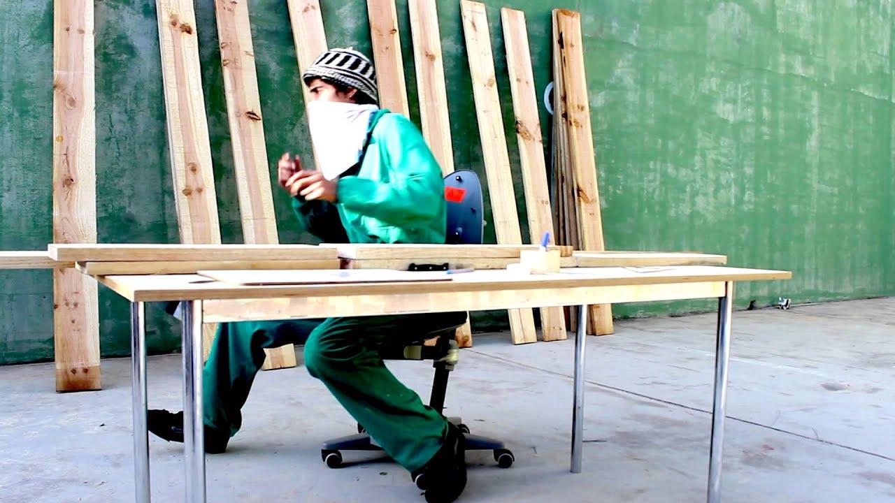 Construcción de Colmenas Perone - YouTube