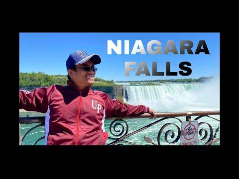 NIAGARA FALLS, CANADA   A RELAXING MAGNIFICENT VIEW